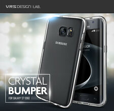 Verus Crystal Bumper Slim Clear View Cover For Samsung Galaxy S7 S7 Edge Case