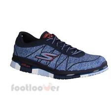 Scarpe Skechers Go Flex Ability Walk 14011 nvbl Running Donna Navy Blue