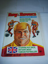 ROY OF THE ROVERS ANNUAL 1994 - MANCHESTER UNITED - FOOTBALL / SOCCER BOOK