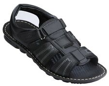 VKC Pride Men 3065 Black Floater Sandals, MRP: 399