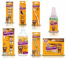 Arm & Hammer Dog Advanced Dental Care Toothpaste, Toothbrush Mints Spray