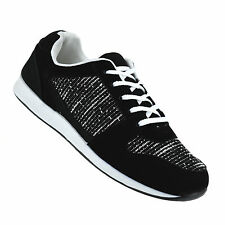 Ladies Womens Casual Running Gym Sports Walking Fitness Trainers Shoes Size