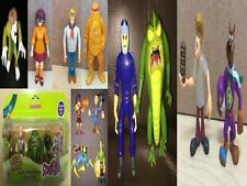 Scooby Doo Cartoon  Toy Action Figures Cake Toppers
