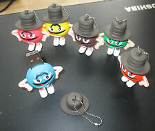 Cartoon Characters M&M Bean 8/16/32/64GB USB 2.0 Flash Drive Memory Stick Gift