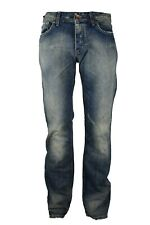 jack&jones jeans uomo mott regular fit low waist largo svasato taglia W32 33 34