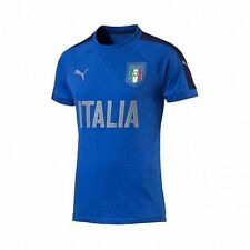 Puma Figc Italia Stadium T-Shirt 748856 08 uomo navy Limited Edition