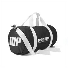 Myprotein Barrel Gym Bag Holdall Training Sports Workout Duffle Health Fitness