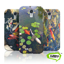 Koi Carp Case For Samsung Galaxy S4 Fish Pond Phone Cover