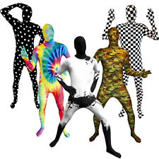 Morphsuit Various Fancy Dress Costume Great for Party Festival Halloween Stag Do