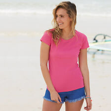 Fruit Of The Loom Lady-Fit Valueweight T-Shirt - 61372