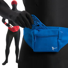 Morphsuit Bumbag Red or Blue Great for Fancy Dress Costume Bum Bag by Morphsuits