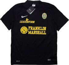 Maglia Calcio Football Shirt Hellas Verona 2013-2014 + Sponsor Leaderform