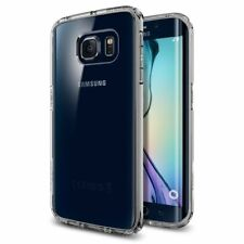1 x NEW CRYSTAL CLEAR HARD BACK GEL CASE TPU+PC COVER FOR SAMSUNG GALAXY MODELS