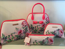 Ted Baker Floral Beauty Wash Bag beauty make up small large new