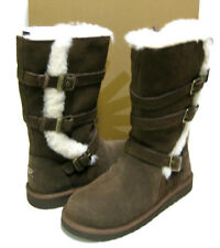 UGG MADDI WOMEN BOOTS CHOCOLATE YOUTH 6 /WOMEN 8/ UK 6.5 /EU 39 /JP 25