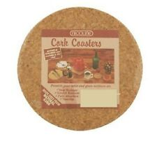 Natural Cork Coasters / Mats  - FREE DELIVERY