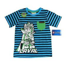 BRAND NEW LEGO CHIMA FLIP T SHIRT FEATURING LAVAL 100% COTTON