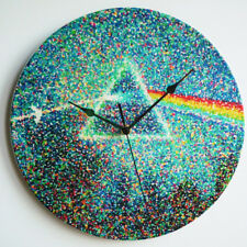 "Pink Floyd Collection - Dark Side Of The Moon - 12"" Vinyl Record Clock, the wall"