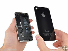 Back Glass Rear Housing/Plate Panel Door For iPhone 4G & iPhone 4S Black/White