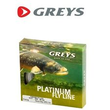 Greys Platinum (Heron Grey) Floating Fly Line * 2017 Stocks *