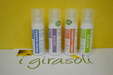 GREEN NATURAL DEODORANTE NATURALE SPRAY o ROLL-ON - ALLUME DI POTASSIO / ROCCA