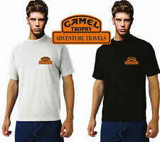 Camel Trophy Adventure Classic Retro T Shirt
