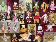 Disney Soft Toy & Baby Comforter Film Character Various Animals