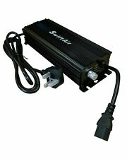 Swiftair 250 400 600w Hydroponic DIGITAL Light Ballast Grow Tent HPS MH Light