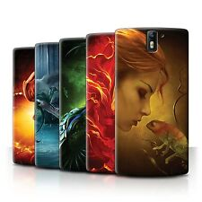 Official Elena Dudina Case for OnePlus One /Dragon Reptile