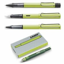 Lamy AL-STAR Pen Range - CHARGED GREEN - NEW 2016 Special Edition