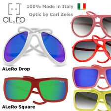 AL&RO Occhiali da sole mod. Drop Multilayer lenti Zeiss 100% made in Italy 2014