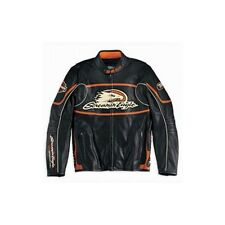 CHAQUETA HARLEY DAVIDSON PIEL RACEWAY SCREAMING EAGLE