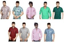 Starting at Rs. 99 per Shirt Branded Mens Casual Random Shirts for Men