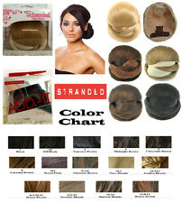 Stranded Trendy Women's Valley Clip in Hair Bun Knotted Updo 14 Colours