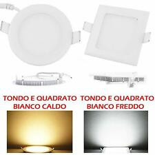 Faretto Faro a LED ultra slim 3-6-12-18-20-25w watt da inter