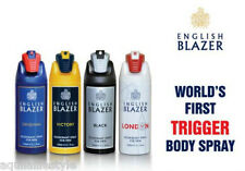 NEW ENGLISH BLAZER VICTORY BODY SPRAY FOR MEN WITH SLIDE TO UNLOCK PACK- 150ML
