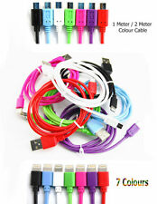 Cable USB Carga Sincronización de Datos para IPHONE 5 5C 5S 6 6 PLUS SAMSUNG S4