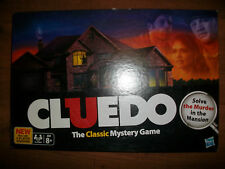 Cluedo Game Hasbro 2011 Spare Movers Cards Weapons Pieces Choose from List