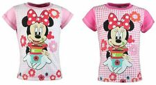 Disney Minnie Mouse Minnie Maus T-Shirt Shirt Top Oberteil Gr.92 - 128 cm