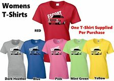 Escort MK1 Womens T-Shirt