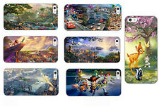 Peter pan Toy Story Lion King Cars Bambi hard back phone case iphone Samsung HTC