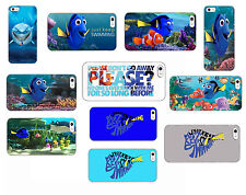Finding Dory Nemo phone case fish keep swimming shark for iphone Samsung HTC