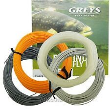 Greys Platinum Trout Fly Lines - Weights 6/7/8