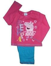 Peppa Pig Bright & Colourful Girls Pyjamas 18-24, 2-3, 3-4, 5-6  Years