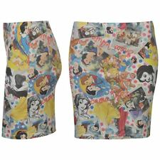 Ladies Character Tube Skirt Snow White New With Tag