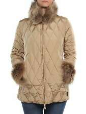 MONCLER LISLE BEIGE 022/093.46380-90 giacca invernale piumino donna