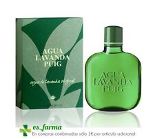 ACQUA LAVANDA PUIG COLONIA ORIGINAL 100 ML EAU DA COLOGNE PUIG SPANISH PROFUMO
