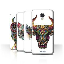STUFF4 Phone Case/Back Cover for Meizu M3 Note /Ornamental Animals