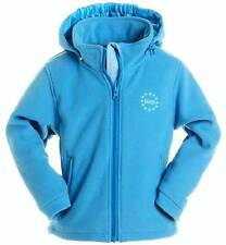 BMS Antarctic Clima Fleecejacke mit Kapuze Windstopper, skyblue *NEU*