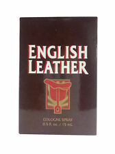 English Leather by Dana Cologne Aftershave Spray for Men 15 ml